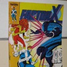 Comics : FACTOR X VOL. 1 Nº 34 - FORUM. Lote 86738356