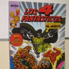 Comics : LOS 4 FANTASTICOS VOL. 1 Nº 87 - FORUM. Lote 201907437