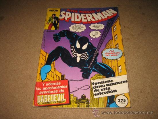 SPIDERMAN RETAPADO Nº DEL 131 AL 135 (Tebeos y Comics - Forum - Retapados)