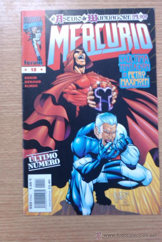 MERCURIO #13 (Tebeos y Comics - Forum - Otros Forum)