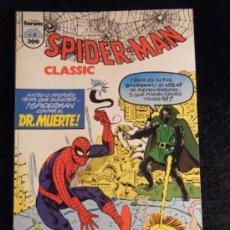 Cómics: SPIDERMAN Nº 3 COMICS FORUM CLASICCS MARVEL COMICS FORUM ¡SPIDERMAN CONTRA EL DR MUERTE!. Lote 24988664