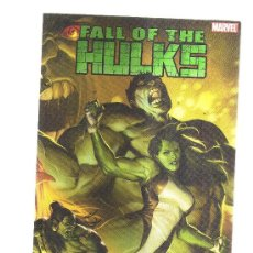 Cómics: FALL OF THE HULKS - MARVEL -VOLUMEN 1 - COMIC EN INGLES. Lote 25265729