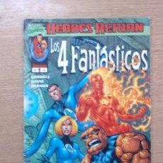 Cómics: 4 FANTASTICOS VOL 3 #1 (HEROES RETURN). Lote 25412056