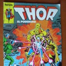 Comics: THOR Nº 8 -- FORUM -MARVEL --. Lote 25525832