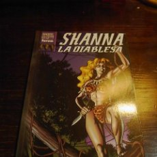 Cómics: MARVEL COMIC, SHANNA, LA DIABLESA, COMIC FORUM. Lote 25572257