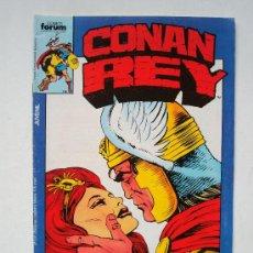 Cómics: CONAN REY Nº 44 - FORUM. Lote 25593603