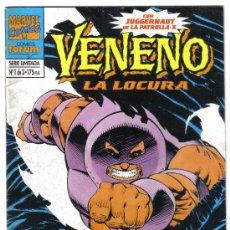 Cómics: VENENO. LA LOCURA. Nº 1 DE 3. Lote 27115837