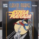 Cómics: CLÁSICOS MARVEL B/N ESTELA PLATEADA STAN LEE JOHN BUSCEMA TOMO Nº3 NUEVO. Lote 27077306