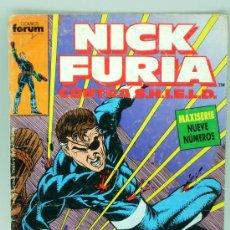 Cómics: NICK FURIA CONTRA SHIELN Nº 4 CÓMIC FORUM 1989. Lote 25811352