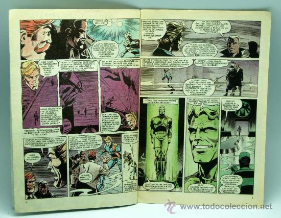 Cómics: Nick Furia contra Shieln nº 4 Cómic Forum 1989 - Foto 2 - 25811352