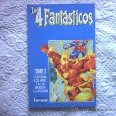 Cómics: RETAPADO LOS 4 FANTASTICOS VOL-III Nº 2 NUMEROS 6 A 10. FORUM. Lote 25831291