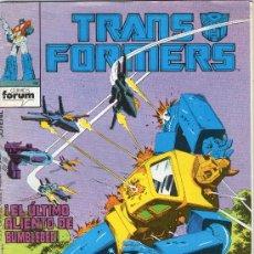 Comics: TRANSFORMERS - Nº 12 - COMICS FORUM - AÑO 1986.. Lote 25968898