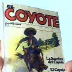 Cómics: EL COYOTE Nº3;J.MALLORQUÍ;FORUM 1983. Lote 26012471