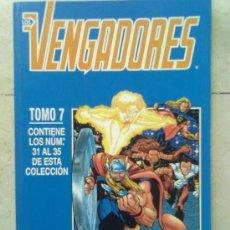 Cómics: LOS VENGADORES -NÚM. 31 AL 35-. Lote 27484130
