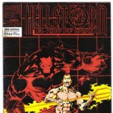 Cómics: HELLSTORM EL HIJO DE SATAN. DARK SHADOWS. Nº 4 DE 6.. Lote 26238955