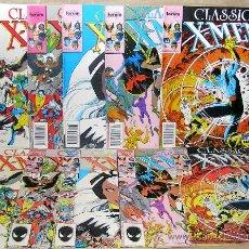 Cómics: CLASSIC X-MEN VOL 1 FORUM NºS 1 2 3 4 5 Y TAMBIÉN EDICIÓN AMERICANA (EN INGLÉS). Lote 26561418