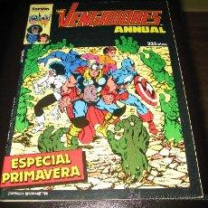 Cómics - LOS VENGADORES ANNUAL - ESPECIAL PRIMAVERA 1987 - FORUM - 26832376