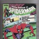 Cómics: (M-13) SPIDERMAN - CONTIENE 5 NUMEROS , NUM. 161 - 162 - 163 - 164 - 165 , EDT FORUM, SEÑALES DE USO. Lote 26842897