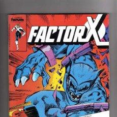 Cómics: (M-13) FACTOR X - CONTIENE 5 NUEMROS, NUM. 31 - 32 - 33 - 34 - 35., EDT FORUM, SEÑALES DE USO. Lote 26842963