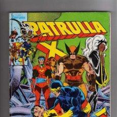Cómics: (M-13) PATRULLA X - CONTIENE 5 NUMEROS, NUM. 11-12-13-14-15 ., EDT FORUM, SEÑALES DE USO. Lote 26843008