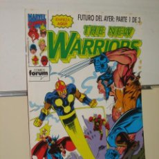 Cómics: THE NEW WARRIORS Nº 11 FORUM. Lote 136063757