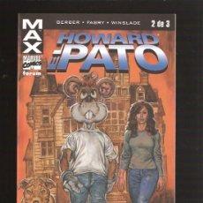 Cómics: HOWARD EL PATO 2. Lote 26864332