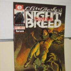 Cómics - NIGHT BREED - RAZAS DE NOCHE Nº 2 - FORUM - 132068621