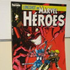 Cómics: MARVEL HEROES Nº 20 - FORUM. Lote 140913956