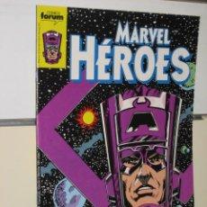 Cómics: MARVEL HEROES Nº 35 - FORUM. Lote 178884121