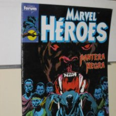 Cómics: MARVEL HEROES Nº 43 - FORUM. Lote 140914012