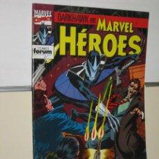 Cómics: MARVEL HEROES Nº 60 - FORUM. Lote 153995486