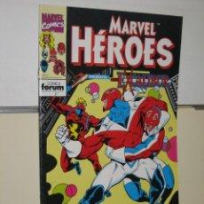 Cómics: MARVEL HEROES Nº 61 - FORUM. Lote 26881375