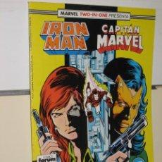 Cómics: IRON MAN VOL. 1 Nº 47 - FORUM - EL HOMBRE DE HIERRO. Lote 254179010