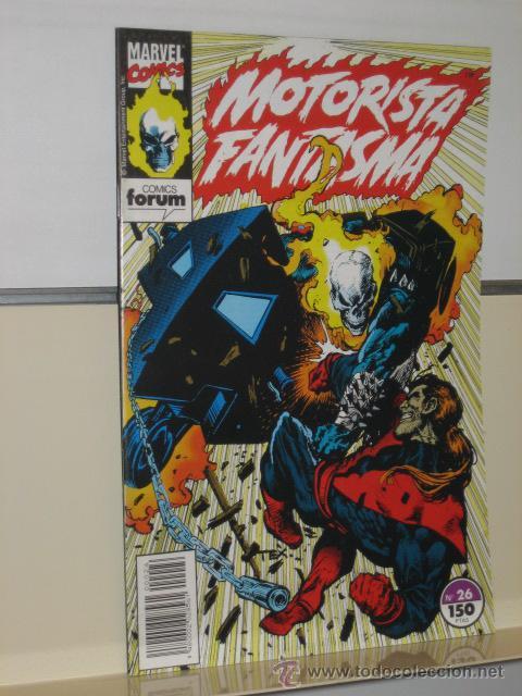 MOTORISTA FANTASMA Nº 26 - FORUM (Tebeos y Comics - Forum - Otros Forum)