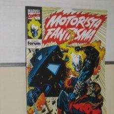 Cómics: MOTORISTA FANTASMA Nº 26 - FORUM. Lote 171705552