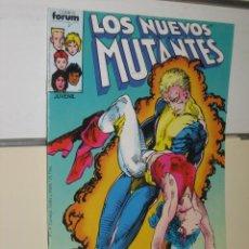 Cómics: LOS NUEVOS MUTANTES Nº 41 - FORUM. Lote 131257670