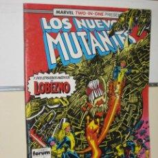 Cómics: LOS NUEVOS MUTANTES Nº 46 - FORUM. Lote 33459780