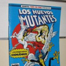 Cómics: LOS NUEVOS MUTANTES Nº 52 - FORUM. Lote 150511918