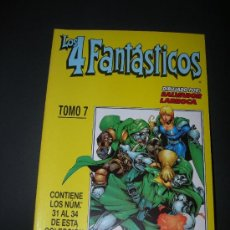 COMIC - TOMO LOS 4 FANTÁSTICOS 7 - SALVADOR LARROCA/CLAREMONT - FORUM