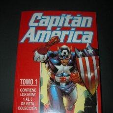 COMIC - TOMOS CAPITÁN AMÉRICA 1-4 - RON GARNEY/ANDY KUBERT/LEE WEEKS - FORUM