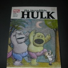 Cómics: COMIC - PACK THE INCREDIBLE HULK - LEE WEEKS/STUART IMMONEN/BRUCE JONES - MARVEL USA. Lote 26999461