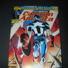 Cómics: COMIC - PACK CAPITÁN AMÉRICA HEROES RETURN/EXTRA PRIMAVERA '93- MARK WAID/RON GARNEY - FORUM. Lote 27018244