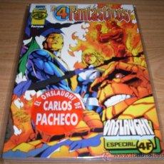 Cómics: FORUM PRESTIGIO 4 FANTASTICOS , ONSLAUGHT ESPECIAL 4F - IMPECABLE COMO NUEVO. Lote 27149267