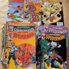 Cómics: SPIDERMAN JOHN ROMITA – 1 2 3 4 5 6 7 8 9 10 11...48 49 50 61 62 63 64 66 - PLANETA 1999 - Y SUELTOS. Lote 107385640