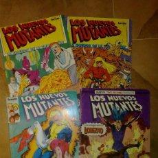 Cómics: LOS NUEVOS MUTANTES VOLUMEN 1 NÚMEROS 41, 42, 43, 44 (INCLUYE LA GUERRA DE LA EVOLUCION ). Lote 27166664