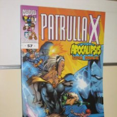 Comics: PATRULLA X VOL. 2 Nº 57 - FORUM. Lote 28216916