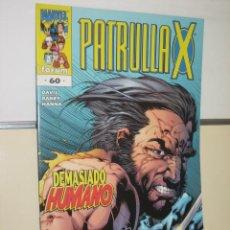 Cómics: PATRULLA X VOL. 2 Nº 60 - FORUM. Lote 27167378