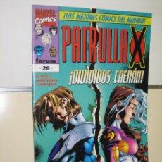 Cómics: PATRULLA X VOL. 2 Nº 28 - FORUM. Lote 262999345