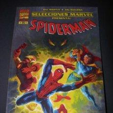 Cómics: COMIC - TOMOS SELECCIONES MARVEL 15 SPIDERMAN - SAL BUSCEMA - FORUM. Lote 27169152