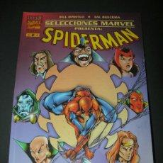 Cómics: COMIC - TOMOS SELECCIONES MARVEL 2 SPIDERMAN - SAL BUSCEMA - FORUM. Lote 27169157